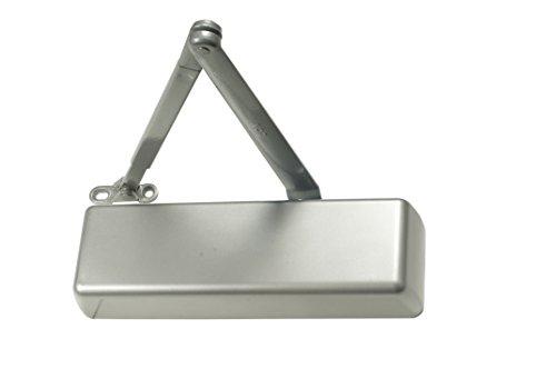 LCN 4011RH 4011 689 Regular Aluminum Closer with Thru Bolts, Right Hand by Lcn