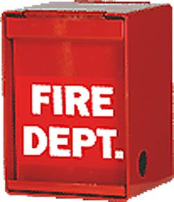 Fire Department Knox Box - 2