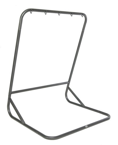 Outback Chair OB176 Haven Chair Frame, Platinum - Outback Chair Hammock