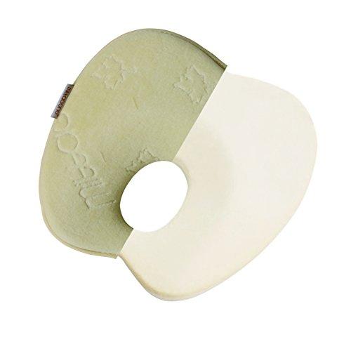 Baby Bed Pillows Mittagong Baby Pillow Yellow Infant Headrest Memory Foam 3d Material