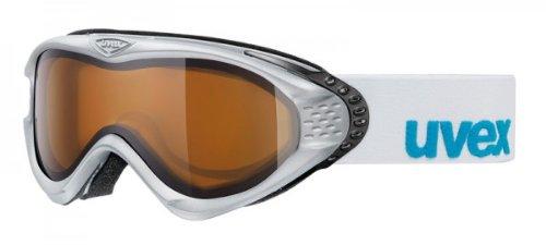 Uvex Onyx Polavision Masque de Ski turquoise - Turquoise