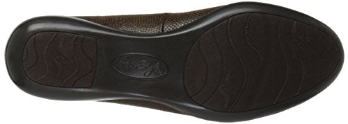Patent by Daly Loafer Brown Puppies Style Soft Lizard Penny Dark Hush Women's qPpTwR