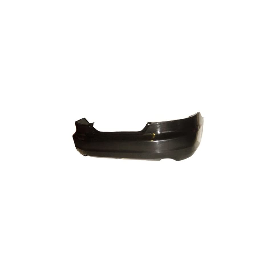 OE Replacement Honda Accord Rear Bumper Cover (Partslink