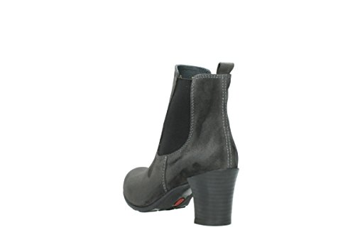 nbsp;Kelly Bottes Oiled Wolky 40210 Comfort Suede Anthracite 07748 tTHTwZpq