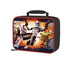 - Star Wars: Clone Wars Standard Lunch Kit - Attack