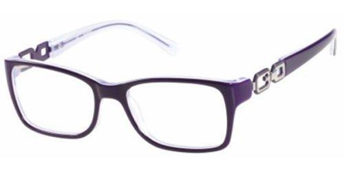37aa6dad18526 Guess - Monture de lunettes - Femme Violet aubergine femme  Amazon ...