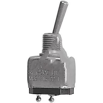 Honeywell 1tw1 2 Switch Toggle Miniature Spst 2