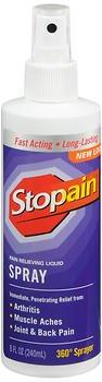 Stopain Spray 8 oz (Pack of 5)