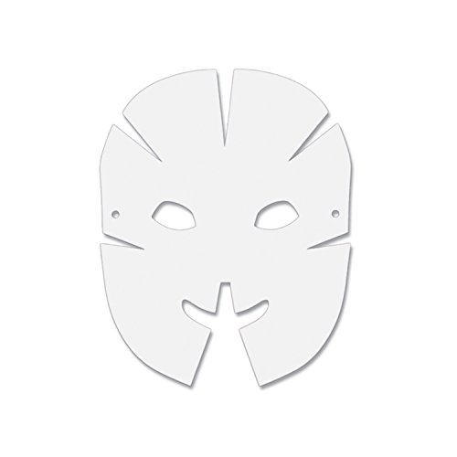 (Creativity Street Die Cut Dimensional Masks, 10.5-in. x 8.25-in., 40 Pack (AC4652))