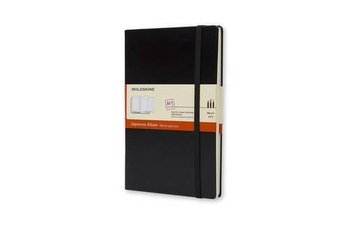Moleskine Japanese Album Classic Notebooks product image