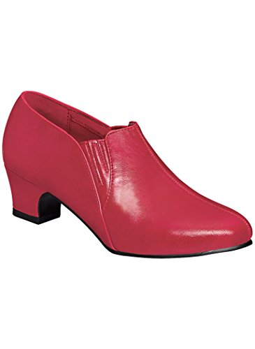 Beacon Womens Adult Angel Steps Topsy synthetic Red OmxP6
