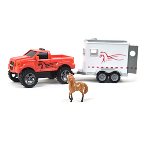 play truck and trailer - 4