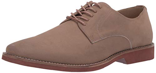 Unlisted by Kenneth Cole Men's Design 300912 Oxford Taupe 10 M US]()