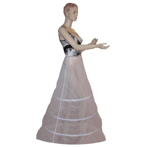 Reifrock Petticoat Hochzeit Braut Kleidung Brautkleid Festkleid ...
