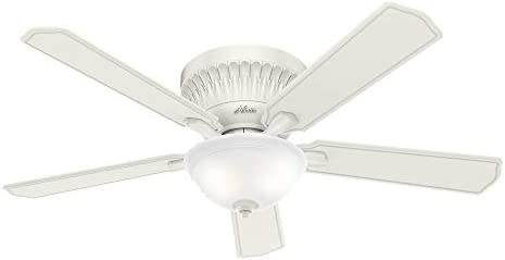 HUNTER 59549 Chauncey Indoor Low Profile Ceiling Fan