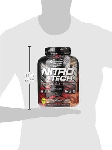 Muscletech Performance Series Nitro-Tech Mocha Cappucino ...