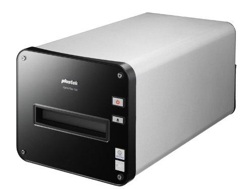 Plustek OpticFilm 120 - Escáner (60 x 120 mm, DC, Film/slide, Negro, CCD, LED) OpticFilm 120 (A31)