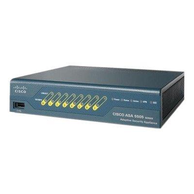 Cisco ASA 5505 10-User Security Device Bundle, ASA5505-BUN-K9