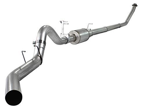 aFe 49-02001 ATLAS Aluminized Steel Turbo-Back Exhaust System for Dodge Diesel Trucks L6-5.9L ()