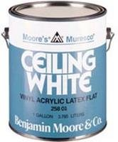 Ceiling white benjamin moore for Benjamin moore paint program