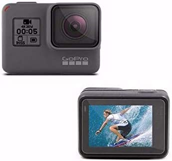 GoPro5 Lens and LCD Screen Protector Film For Gopro Hero 5 Black Action Camera