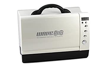 All Ride - Wavebox para microondas (7 L, 24 V)