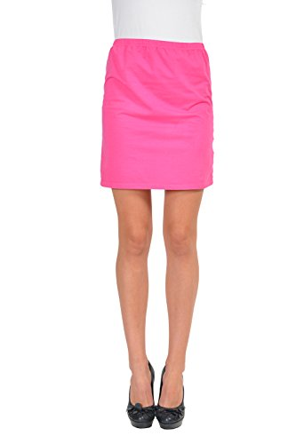 Maison Martin Margiela Pink Women's Mini Skirt US M IT (Martin Margiela Women Skirts)