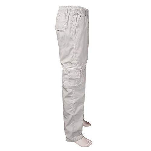 Fit Fuibo Straight Clearance Poches Randonnée Pantalon Shorts Khaki 3xl Grande Outdoor Pantalons Cargo Vintage Lâche M Taille Pants Homme Sport Original Multi EZrXrIq