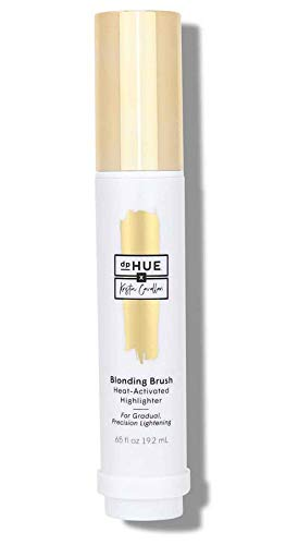 DpHue Kristin Cavallari Blonding Hair Brush Heat-Activated Highlighter 0.65 Fl. Oz! Formulated With Lemon Juice And Hydrogen Peroxide! Activated By The Sun Or A Blow Dryer! Cruelty-Free and Vegan!