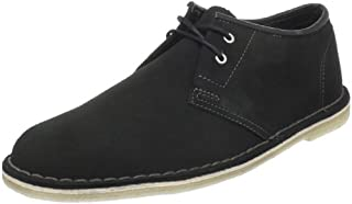 CLARKS Men's Jink, Black Suede, 8.5 D - Medium (B0040GFSY8) | Amazon price tracker / tracking, Amazon price history charts, Amazon price watches, Amazon price drop alerts