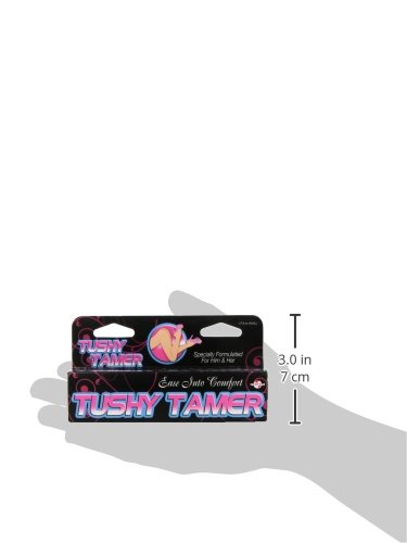 Pipedream Tushy Tamer Anal Desensitizing Cream 1.5 oz