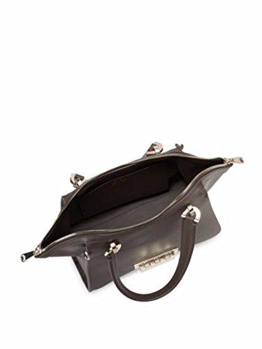 Zac Zac Posen Eartha Iconic Medium Leather Shoulder Bag