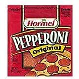 Hormel Original Pepperoni, 6 Oz. (Pack of 4)