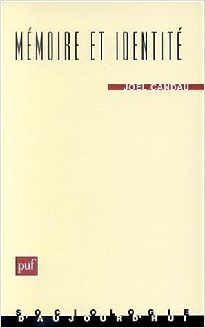 Lire en ligne Mémoire et identité, 1ère édition pdf