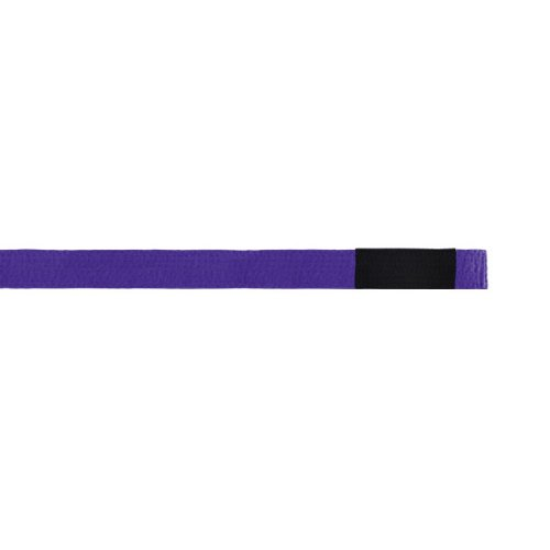 Revgear A2 Brazilian Jiu Jitsu Martial Arts Belt, (Brazilian Jiu Jitsu Purple Belt)
