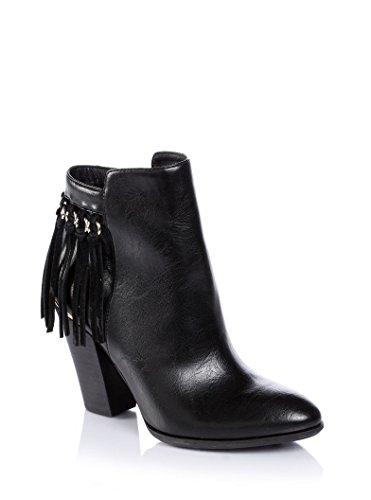 Guess - Zapatos de vestir para mujer negro