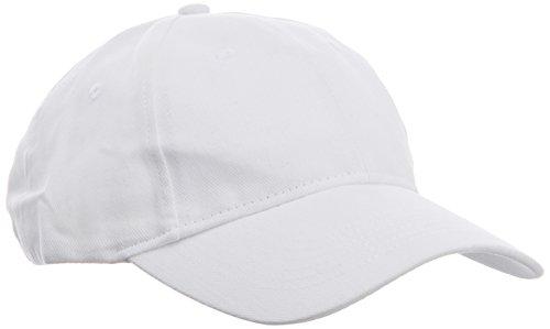 para Gorra 136 Anvil Blanco béisbol Wht White de hombre 5qIw7dw