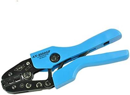 ケーブルカッター 25-50mm²圧着ペンチ ケーブルフェルール ケーブルエンドスリーブ 圧着工具 端子圧着プライヤー 手動ケーブルカッター