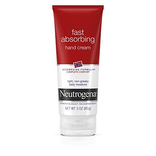 Neutrogena Norwegian Formula Fast Absorbing Hand Cream, 3 Ounce ()