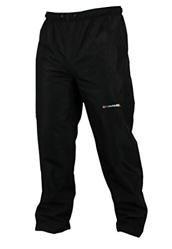 6048823fd84 Compass 360 Men s HydroTek Waterproof Breathable Rain Pants  Black  (3X-Large)