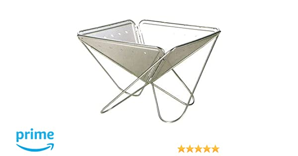 Amazon.com : Snow Peak Pack and Carry Fire Place, Large : Camping Stove  Grills : Sports & Outdoors - Amazon.com : Snow Peak Pack And Carry Fire Place, Large : Camping