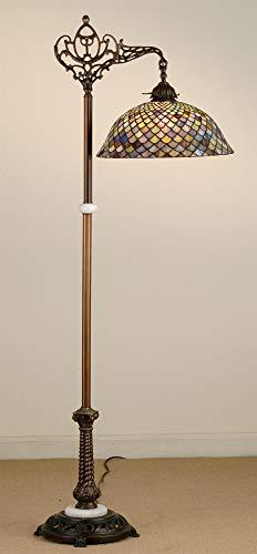"Meyda Tiffany 65838 Lighting, 60"" Height, Bronze/Dark"
