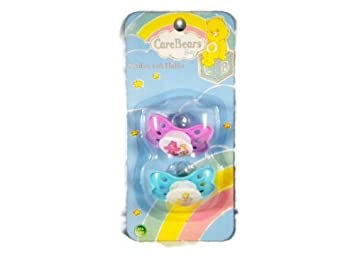 Amazon.com: Care Bears – Chupetes (2 unidades), varios ...