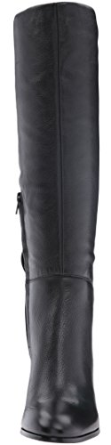 Kenneth Cole Justin, Botas Altas Mujer Negro (Black 001)