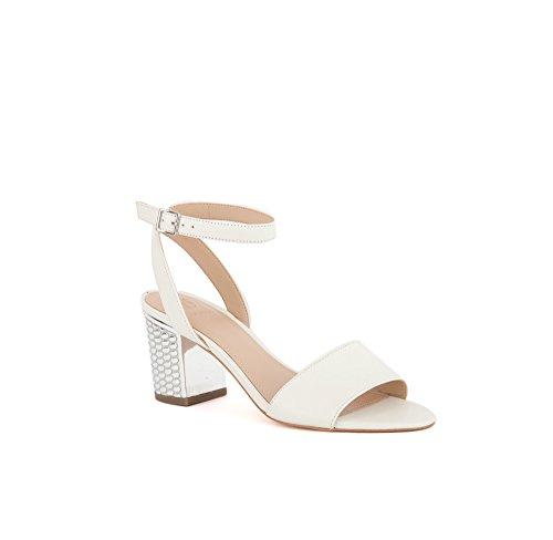 Flrne1lea03 Blanc Femme Guess Sandale Sandale Flrne1lea03 Guess vZwqf