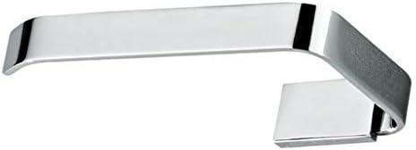 ペーパーホルダー 紙巻器 トイレットペーパーホルダー タオル掛け タオルリング 16cm