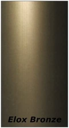 Cantonera-perfil paso-ángulos de escaleras - autoadhesivas - Aluminio anodizado: Bronce, 25 mm x 20 mm (C-03): Amazon.es: Bricolaje y herramientas