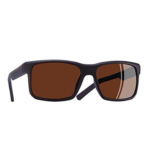 matices de Googles TR90 Moda Gafas TIANLIANG04 Bastidor sol gafas de C3 macho polarizadas C4 Hombres de Cuadrado 45qOwxB6