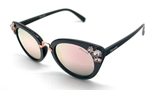 Pkada Mujer Gafas PK3011 de 400 Sol Calidad UV Hombre Sunglasses Alta rzrvZxtqWw
