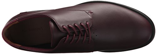 Lacoste Men's Laccord 417 1 Oxford, Burgundy, 10.5 M US